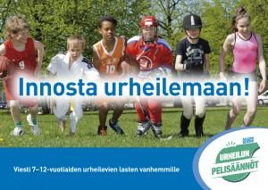 Nuori-Suomi, Innosta_urheilemaan!